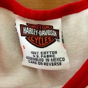 Harley-Davidson Tops - Harley Davidson tee